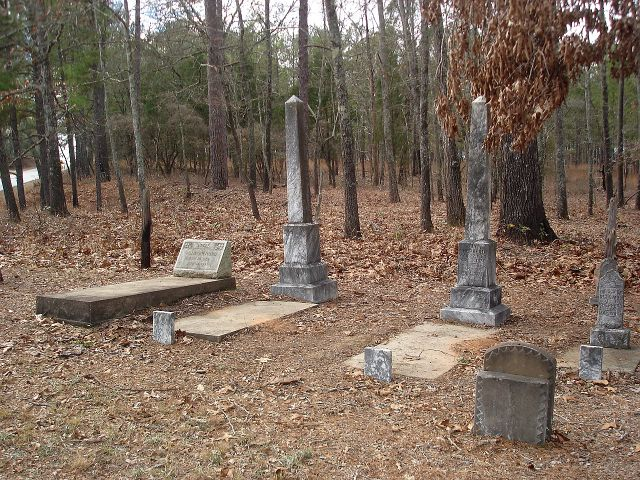 Shepherd Family Cemetery, McIntyre, Wilkinson Co. Georgia Mcadams