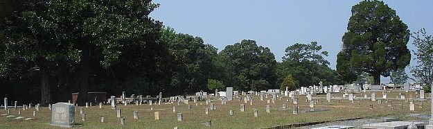 Snow Hill Cemetery Wilkinson County Georgia
