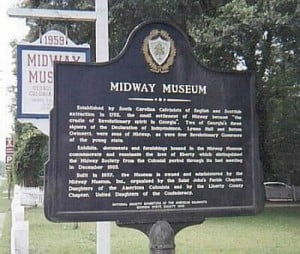 Midway Museum Historical Marker