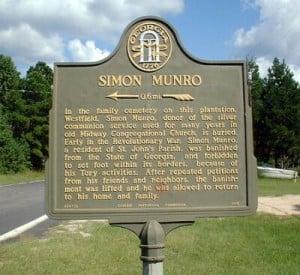 Simon Munro Marker