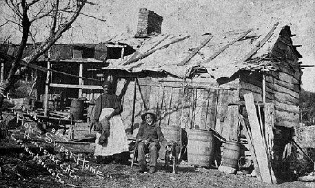 """HOME SWEET HOME"" Huntsville, Ala., ca. 1905"