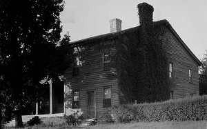 Historical Photo of Eagle Tavern