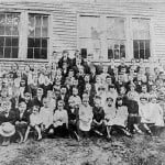 Photograph of School at Neese, Madison County, Georgia, 1919